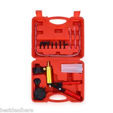 Home Car Brake Fluid Bleeder Oil Change Vacuum Pistol Pump Tester Kit