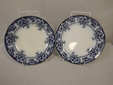2 X Vintage Alfred Meakin Brisbane Oval Platters Lovely Condition Easy To Use