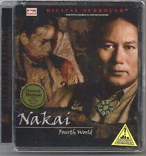 "Sealed R. CARLOS NAKAI ""Fourth World"" DTS 5.1 Digital Surround Sound CD Canyon"