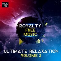 Ultimate Relaxation Vol 3 - Lounge Music PPL PRS Licence Free CD ROYALTY FREE