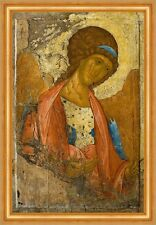 Archangel MICHAEL. from the deisus Chin Andrei Rublev Archangel Bible B a3 00500