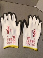 NEW Cut Resistant Gloves Size 8 HYFLEX 11-735 ANSELL 1 PAIR