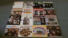 COLLECTION OF ORIGINAL BEATLES ALBUMS INCL. RARER ITEMS