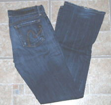 Citizens Of Humanity Dita petite bootcut 25 USA made jeans distressed womens