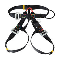 Downhill Speed Rock Tree Climbing Rappelling Harness Safety Sitting Belt