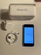 Blue IPhone 5c 8gb (Vodafone) Amazing Condition Comes With Accessorises