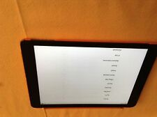 iPad Air Apple White   Grigio Wi-Fi Cellular16gb  Usato Come Nuovo Just Cavalli