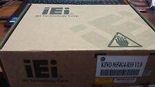 IEI KINO-9654G4-R10 00DB061-00-102-RS Mini-ITX MOTHER BOARD,Core2 Duo CPU w/VGA