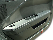 Mustang Door Arm Trim Brushed Without Padded Door 2Pc V6 & GT 2005-2009 271001