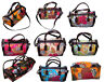 8 COLOURS Travel Holdalls Weekend Overnight Bags Womens Man's Gym Holdall Bag