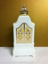 Avon Collectible Bird Of Paradise Foaming Bath Oil Chest Decanter Mt Vintage Yi1