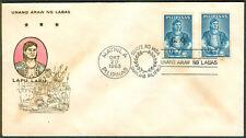1963 Philippines LAPU-LAPU First Day Cover - C