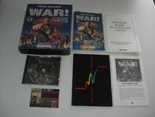 THIS MEANS WAR! Pc Cd Rom Original BIG BOX - FAST POST