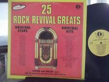 ROCK REVIVAL BILL HALEY,BO DIDDLEY,BIG BOPPER,THE SHILELLES ETC.