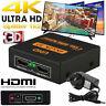 Splitter HDMI 3D, 4K, UHD Full HD 2160P, Sdoppiatore HDMI, Supporto CEC UHD HDCP