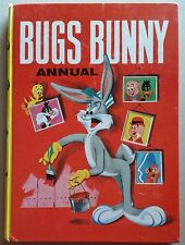 BUGS BUNNY ANNUAL 1965  -  very good condition