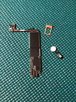 Apple iPhone 8 64GB gold unlocked GSM logic board home button A1863