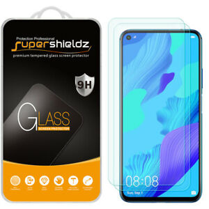 [2-Pack] Supershieldz Tempered Glass Screen Protector for Huawei Nova 5T