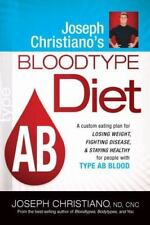 NEW Joseph Christiano's Bloodtype Diet AB:.. 9781599799827 by Christiano, Joseph