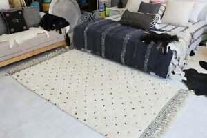handmade moroccan rug, beni ourain rug, area rug, azilal rug, moroccan carpet
