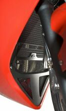 1050 Sprint GT 2014 R&G Racing Radiator / Oil Cooler Guard RAD0095BK Black