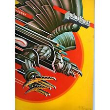 Judas Priest Screaming For Vengeance - 1982 - Cbs Stereo Cassette (No inlay)