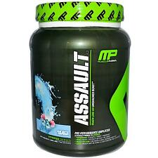 Muscle Pharm Assault 725gr Gusto green apple Super Pre Workout!!!