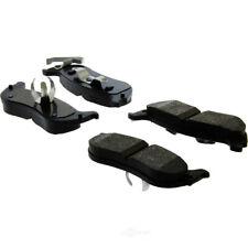 Disc Brake Pad Set-C-TEK Ceramic Brake Pads Rear fits 2004 Chrysler Pacifica