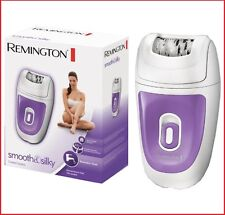Remington EP7010 Smooth & Silky 40 Tweezer Corded Epilator Washable Head /NEW