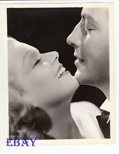 Jean Harlow Robert Taylor VINTAGE Photo