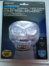 Neon Skull  Drink Holder clip on A/C vents Cup Holder fits Acura