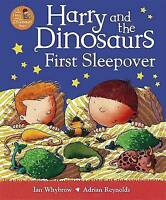 HARRY AND THE DINOSAURS FIRST SLEEPOVER 0141327073