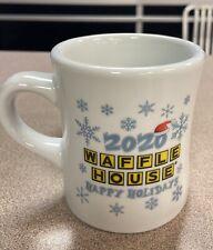 Waffle House 2020 Holiday Christmas Mugs NEW