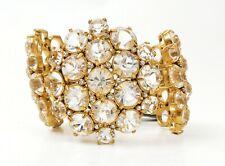 J. Crew | Crystal Cluster Bracelet