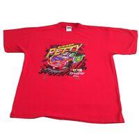 VINTAGE Adam Petty Nascar Winston Cup T-Shirt Size XXL 45