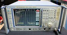 Rohde Amp Schwarz Fsea30 Spectrum Analyzer 20hz 35 Ghz