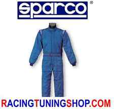 SPARCO RACE RACING SUIT FIREPROOF EXPIRED HOMOLOGATION PRIMA 46 b TUTA SCADUTA