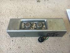 classic vintage car radio amplifier power pack amp Motorola 808T