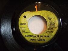 JAMES TAYLOR Carolina In My Mind APPLE 1805 Lbl Var.1 With Star *Unplayed!
