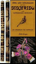 didgeridoo Bambus   Lern Set    Tasche  +    LERN Heft