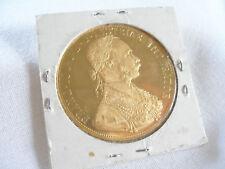 1915 Austrian 4 Ducat Gold Coin