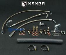 MAMBA Turbo Oil & Water Line VW GOLF GTI MK6 2.0T TFSI w/ Garrett GT28R GT30R