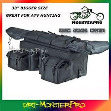 Honda Yamaha Suzuki quads UTV ATV ATV Cargo Bags/Quad Bike Bags with GUN bag
