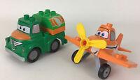 Lego Duplo Disney Planes Figure 10509 Dusty Chug Pick Up Truck 2012 Building Toy