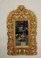 Spiegel Wandspiegel barock groß golden