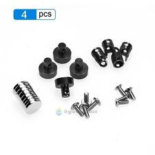 4pcs N10078 Magnetic Stealth Invisible Body Post Mount for 1/10 AXIAL RC Car