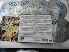 READER'S DIGEST YOUR TOP 100 5 CD BOX LEE COLE LAST MATHIS SEDAKA HOLLY GAYE QUO