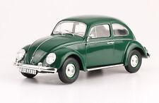 Volkswagen Escarabajo (Beetle) 120 D Standard 1/24 Coches inolvidables Salvat