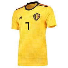 Maglie da calcio di squadre nazionali gialle per bambini