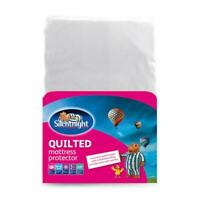 Silentnight Quilted Mattress Protector Double
